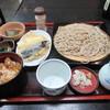 長寿庵 蕎匠 - 料理写真:「深川御膳」一式