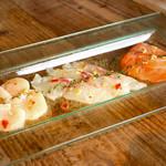 One's BREWERY Pub Kitahama - 鮮魚のカルパッチョ
