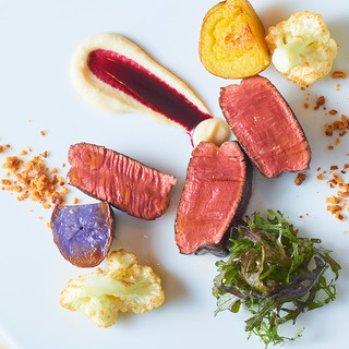【料理長】総料理長が創り出す四季のひと皿