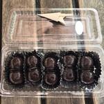 安塚菓子店 - 料理写真:あんこ玉