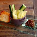 One's BREWERY Pub Kitahama - 野菜スティック