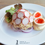 One's BREWERY Pub Kitahama - ポテトサラダ