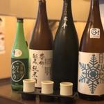 日本酒バル 酌-syaku- -