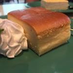 バイミースタンド - チーズケーキ