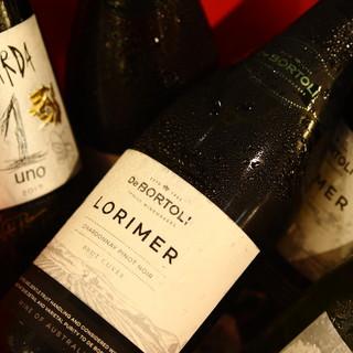6名様~コースご予約でスパークリングワインボトルプレゼント♪
