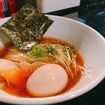 麺s慶 - 料理写真:♦︎柚子のらーめん(醤油) 850円 ♦︎半熟味玉 100円
