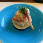 大志満 椿壽 - 30年7月 金目鯛と玉葱(千草コース)