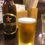 89168245 - 瓶ビール(小瓶) \350