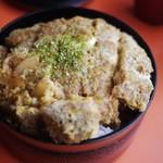 駒鳥売店 - 料理写真:カツ丼