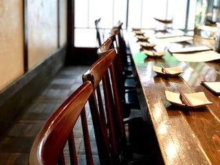味噌鐡 カギロイ - 内観・一階カウンター
