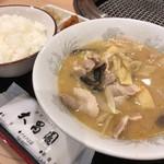 大昌園 - 豚汁定食(並)