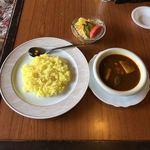 Ganga - インドカレー チキン  ¥700