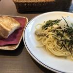 CafeXando - ◆パスタとパン