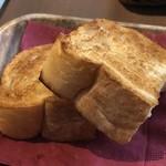 CafeXando - ◆パン・・甘みを感じるパンでした。