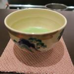 懐石料理 三木 - 30年7月 お抹茶