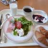 Rホテルイン北九州エアポート - 料理写真:6月15日の朝食