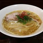 桐麺 - 鶏出汁塩らーめん