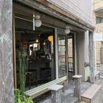 Saten - 喫茶店っぽさは無く、お洒落なコーヒースタンド的な空気感2