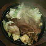 居酒屋 よりみち - 料理写真:豚肉のバラ焼き