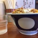 三珍 富士力食堂 - ♪もっともっと大きいのちょうだい...