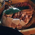 美しくなるビアガーデン - 肉