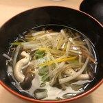 白鷹 - 沢煮椀