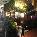 Yoshizakishokudou - 外観