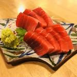 吉﨑食堂 - 生マグロ