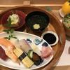 やぐら寿し - 料理写真:定番ランチ 鶴にぎり=1400円