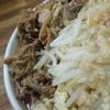 ラーメン二郎 - 料理写真:ほぐし肉50円
