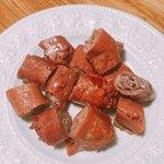 絶味 鴨頚王 - 鴨脖(辛口)  2個  500円