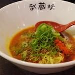 89191597 - 担担麺(濃厚胡麻)、ハーフサイズ