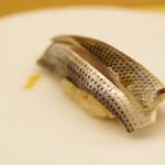 鮨木場谷 - 小鰭