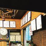 麺家 なかむら - サイン色紙いっぱい(O_O)