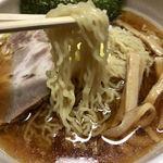 三男坊 - 麺アップ