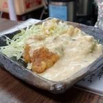宮崎の地鶏 トロモモ - チキン南蛮