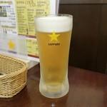 pinkunoyoidorekujira - 生ビール