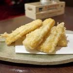 ピンクのヨイドレ鯨 - ゴールドラッシュの天ぷら
