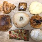 パネッテリア・アリエッタ - 今回買ったパンたち