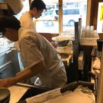 89195357 - 【2018年07月】店内、狭い厨房は戦場です。