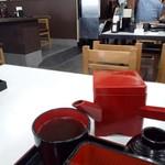 新宿増田屋 - 蕎麦湯は必須♡