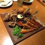 アジアンビストロDai - 海老トースト絶品