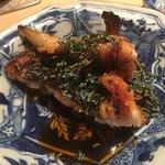 鮨 行天 - 大川の海鰻