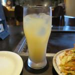やむやむ - グレープフルーツジュース