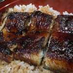 三代目魚梅 - 鰻