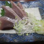 和の粋 - 料理写真:生かつお500円
