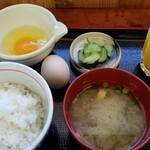 徳地とりたまの里 - 料理写真: