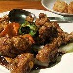 中国料理 金源 - 料理写真:酢豚の黒酢風