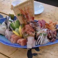タカマル鮮魚店 - 特選刺身盛り合せ2980円