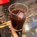 海華 - まさかのアイスコーヒサービス
